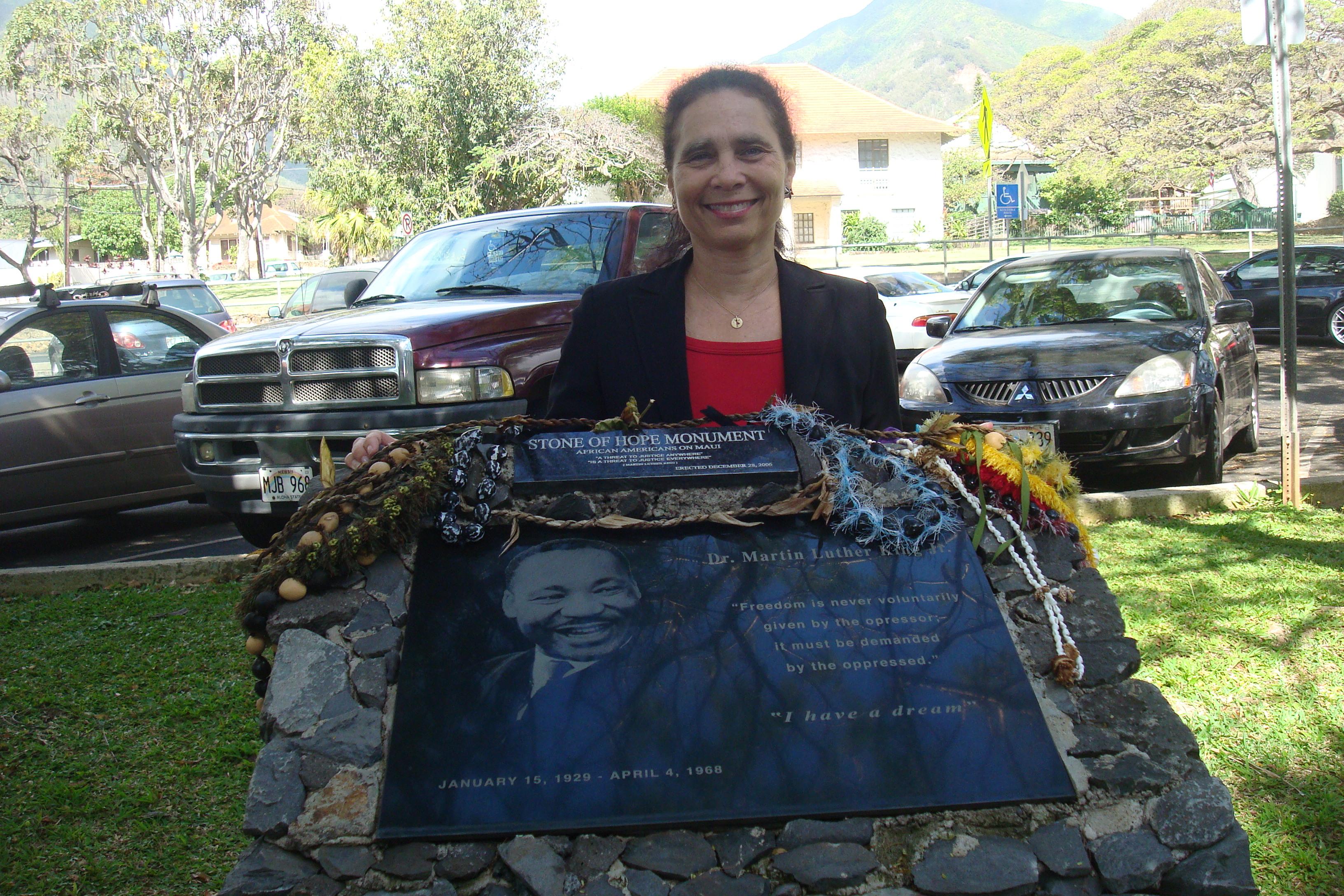 Dr. King Memorial Maui